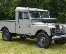 1954 Land Rover Series 1 107""