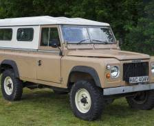 1980 Pre-production Land Rover 110""