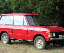 1969 Range Rover 'Velar' Engineering Prototype – the oldest Range Rover in the world