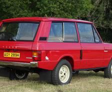 Voiture 4x4 Range Rover LR Velar de 1969 IXOCLC179