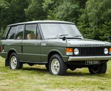 1969 Range Rover 'Velar' Pre-production chassis number one