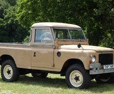 "1977 Land Rover Stage One 109"" Prototype"