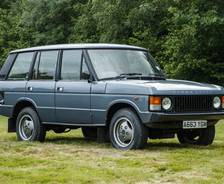 1983 Range Rover 'In Vogue' third series