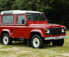 1984 Land Rover 90 County Station Wagon
