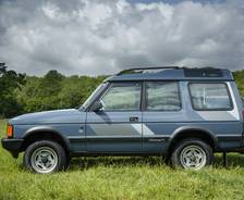 1990 Land Rover Discovery 1