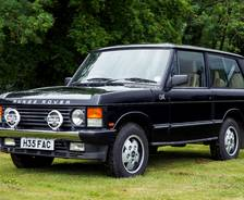 1990 Range Rover CSK Number One