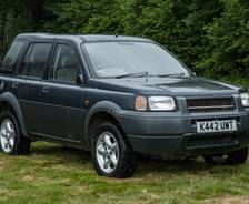 1994 Freelander 1 pre-production 5-door