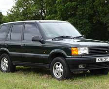 1994 P38a Range Rover press launch vehicle