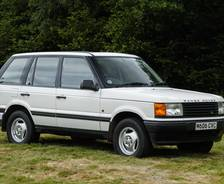1994 Range Rover 2.5 DT Land Rover Experience