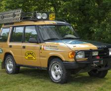 1994 Discovery exhibition vehicle – the 'Schizo Disco'