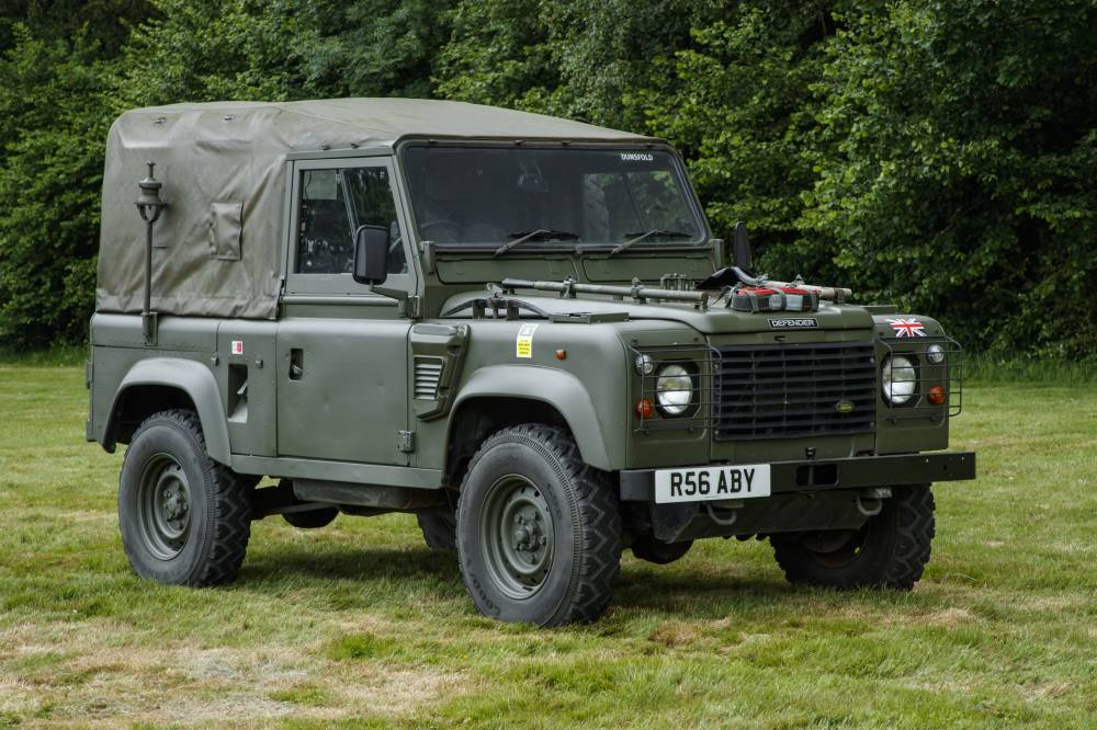 Land Rover Wolf 28 Images R168 Ous 1997 Land Rover