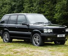 2000 second-generation P38A Range Rover 'Linley' Limited Edition