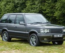 2001 Range Rover P38A 'Westminster' Limited Edition