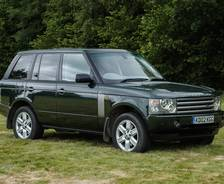 2002 third-generation L322 Range Rover 'the Half-Millionth'