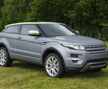 2011 Pre-production Range Rover Evoque 'Victoria Beckham Limited Edition'
