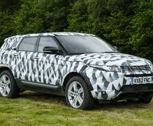 2012 Discovery Sport M1 Build Phase Prototype