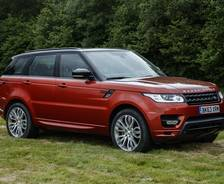 2014 Range Rover Sport L494 V8 Diesel development vehicle