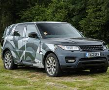 2014 Range Rover Sport L494 Verification Prototype