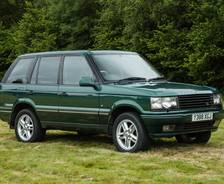 2000 second-generation P38A Range Rover '30th Anniversary' Limited Edition