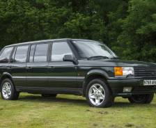 1995 Range Rover P38A Stretched Limo