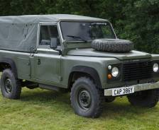 "1983 Land Rover 110"" MoD Evaluation Vehicle"