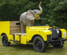 1950 Series 1 Bertam Mills Circus vehicle