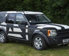 2003 Discovery 3 Pre-production vehicle