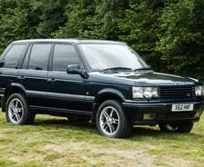 2000 second-generation P38A Range Rover 'Holland & Holland'