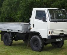 1985 Pre-production Land Rover Llama number one