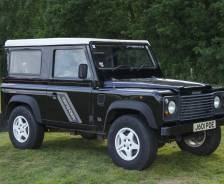 1996 Land Rover Concept Vehicle (LCV2)