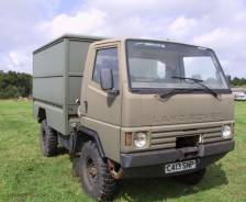 1985 Pre-production Land Rover Llama number two