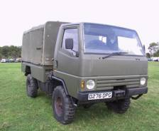 1985 Pre-production Land Rover Llama number four