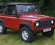 1995 Land Rover Defender 90 NAS