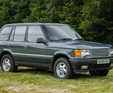 1994 second-generation P38A Range Rover Pre-production