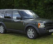 2004 Discovery 3 HSE early production vehicle
