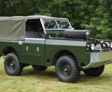 1965 OTAL One Ton Amphibious Land Rover