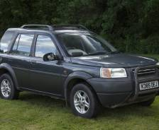 1993 Pre-production Freelander 1 5-door