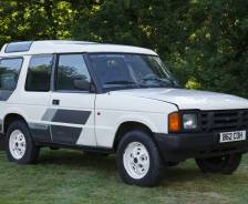 1988 Pre-production Discovery 1 – the oldest survivor