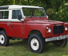 "1982 Prototype Land Rover 90"" number one"