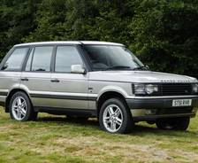 2002 second-generation P38A Range Rover 'Braemar' Limited Edition