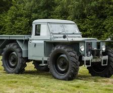 1964 Series 11A Forest Rover by Roadless Traction, Hounslow