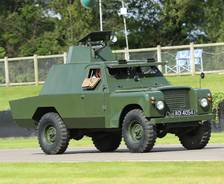 1969 Shorland Armoured Patrol Car