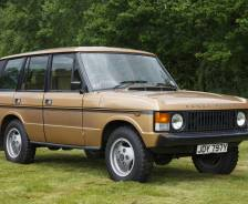 1982 Range Rover 'In Vogue' second series
