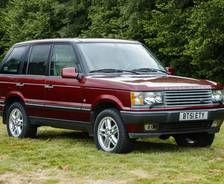 2002 second-generation P38A Range Rover last off line