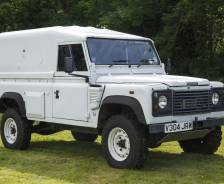 Military: 2000 Defender Wolf 110