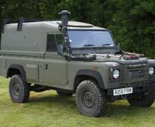 1998 Prototype Defender 110 Wolf 'Winter/Water' project