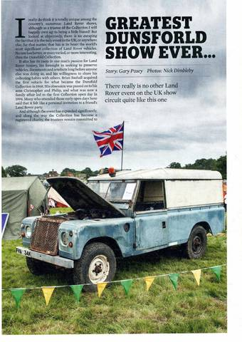 Greatest Dunsfold Show ever...