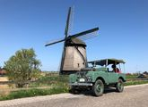 1948 Amsterdam Motor Show Pre-pro L03 to appear at Land Rover Legends