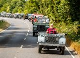 Land Rover celebrates its 70th at Goodwood...