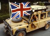 Legendary 1989 Camel Trophy-winning team to appear with iconic 110